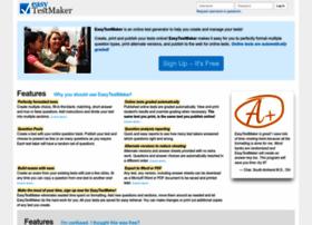 easytestmaker.com
