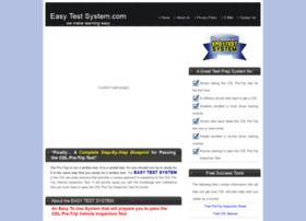 easytestsystem.com