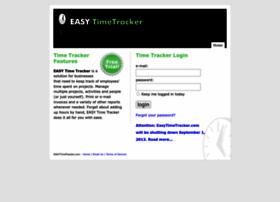 Easytimetracker.com