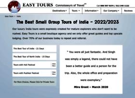 easytoursofindia.com