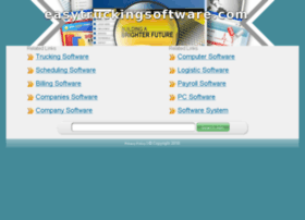 easytruckingsoftware.com