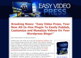 easyvideopress.com