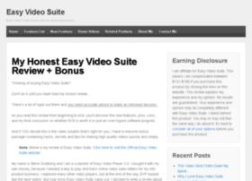 easyvideosuitereviewbonus.com