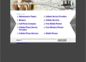 easyvideowirelessaudio.com
