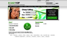 easyvoip.com
