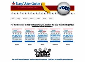 easyvoter.org