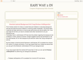easyway2in.blogspot.com.br