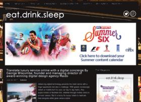 eat-drink-sleep.co.uk