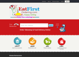 eatfirstordering.com
