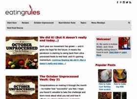eatingrules.com