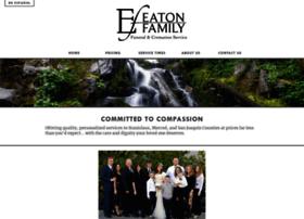 eatonfamilyfuneral.com