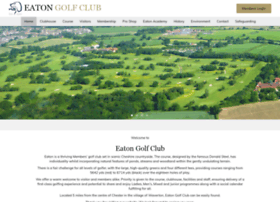 eatongolfclub.co.uk