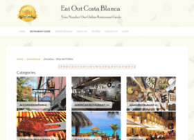 Eatoutcostablanca.com