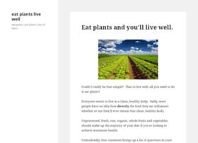 eatplantslivewell.com