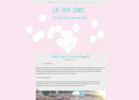 Eatpraydance.wordpress.com