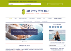 eatprayworkout.com