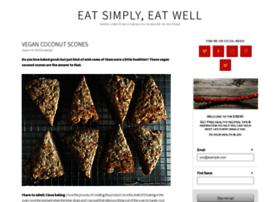 eatsimplyeatwell.com