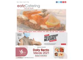 eatzcatering.com
