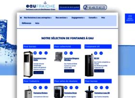 eaufraiche.net