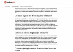 eauteur.com