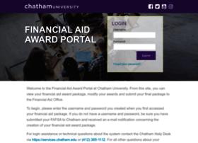 eaward.chatham.edu