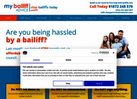 ebailiffadvice.co.uk