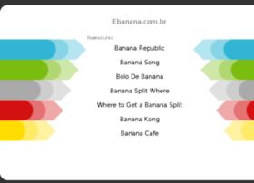 ebanana.com.br