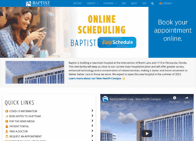 ebaptisthealthcare.org