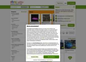 Ebay Kleinanzeigen Hamburg Websites And Posts On Ebay