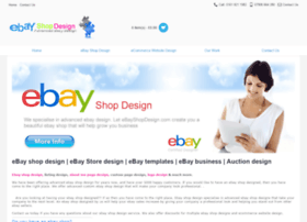 ebayshopdesign.com