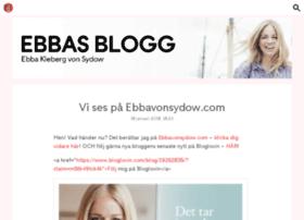 ebbavonsydow.blogg.tv4.se