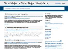 ebceddegeri.com