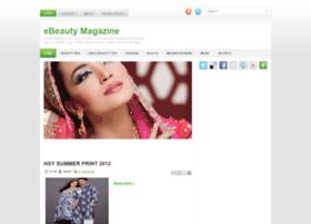 ebeautymagazine.blogspot.com