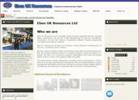 ebenukresources.com