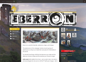 eberron-5th-edition.obsidianportal.com