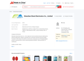 ebestelectronics.en.made-in-china.com