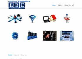 ebewebdesign.co.uk