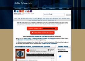 ebiblefellowship.com