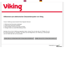ebilling.viking.de
