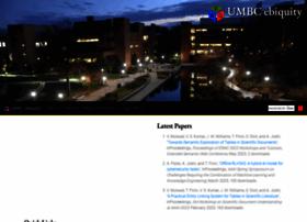 ebiquity.umbc.edu