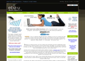 ebiz-u.com
