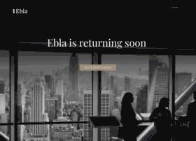 ebla.com