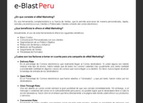 eblastperu.com