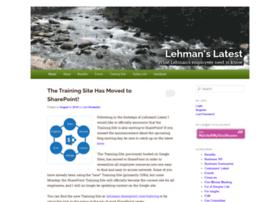 eblog.lehmans.com