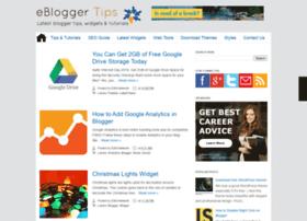 ebloggertips.com