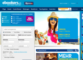 ebookers-travel.ch