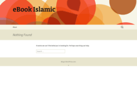 ebookislamic.wordpress.com
