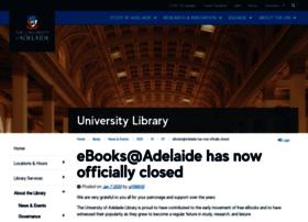 ebooks.adelaide.edu.au