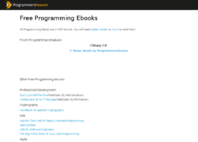 ebooks.programmersheaven.com