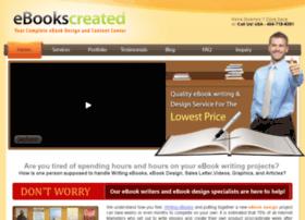 ebookscreated.com